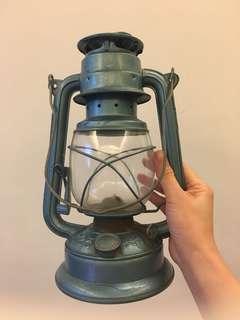 懷舊物品 光華牌油燈  只用過作裝飾