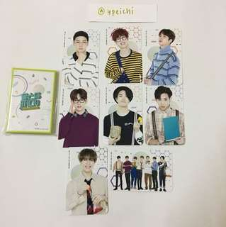 [WTS] GOT7 ❤️ I GOT7 4th FANMEETING Photocard Set B