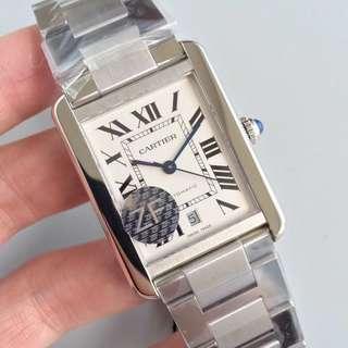 仁譽面交 卡地亞 Cartier 錶  W5200027 ZF廠新品 鋼帶最頂級靚貨