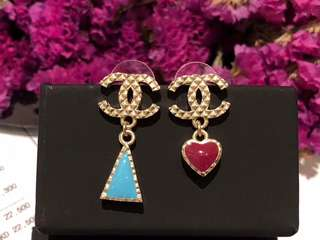 Chanel Earrings 限量3對 2018SS