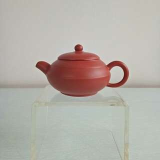 90s Zisha teapot mint condition unused perfect hand made