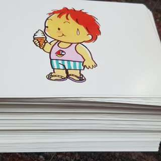 Flashcards for young kids newborn