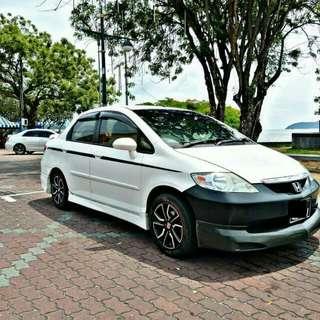 Honda city 1.5 auto