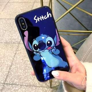(預訂)史迪仔iphonex手機殻