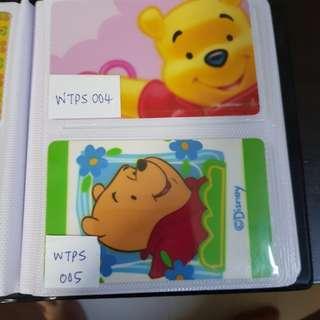 Ezlink Card Stickers ( 2pcs $1.50 )