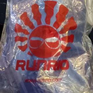 Race kit Run United 2018 leg 1