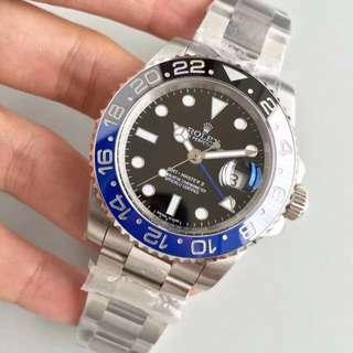 仁譽面交 Rolex 116710BLNR 116710 藍針 黑籃圈 Gmt Master II Noob廠V7版