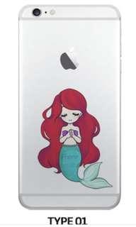 IPhoneX Ariel Phonecase