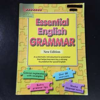 Primary 3/4 English book