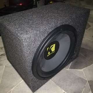 SUBWOOFER 12 INCI AUDIO KOLE