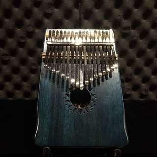 [全新]  17音 桃花芯木 卡林巴琴 拇指琴 Kalimba