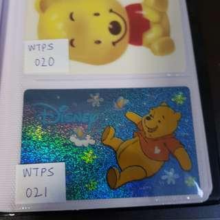 Ezlink Card Sticker