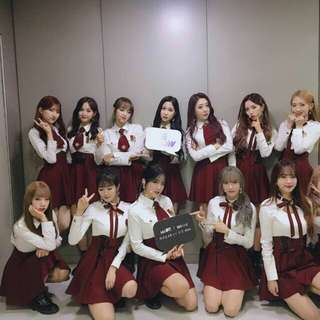 Lf/WTB WJSN POSTER(GROUP)OR CHENG XIAO AND BANNER