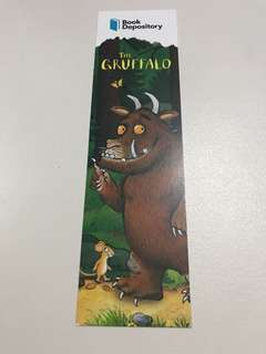 The Gruffalo Bookmark Collectible from Book Depository