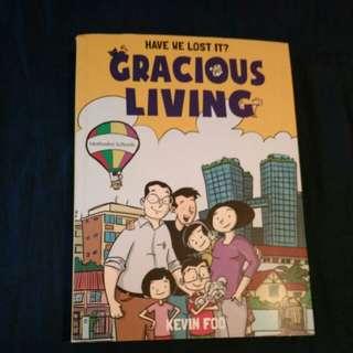 Gracious Living Book