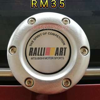 RALLYART HON BUTTON ALLOY