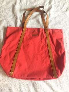 MANGO RED BAG