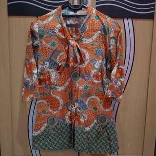 Kemeja Batik Alisan