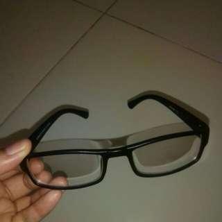 Kacamata minus 1.75