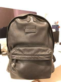 COACH CAMPUS BACKPACK 98% New 購自加拿大 有收據