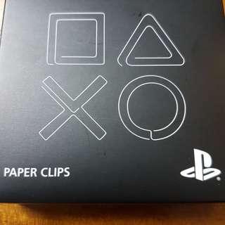 Paper clips (Playstation design)
