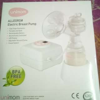 Allegro electric breast pump call saya 0162972901
