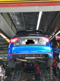 HKS Hi Power Exhaust System
