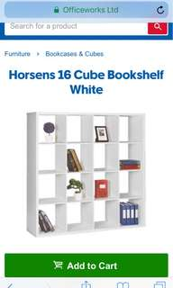 Looking for 16 cube storage unit