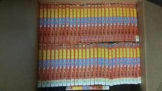 Detective Conan comics 名侦探柯南 / 青山刚昌