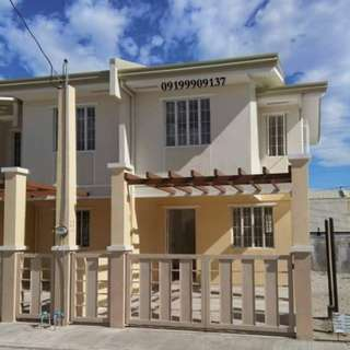 Affordable RFO Townhouse in Bacoor, Cavite
