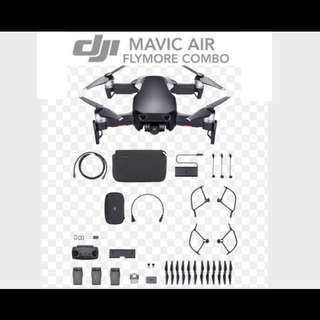 DJI Mavic Air Flymore Combo