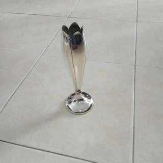 Sterling Silver Vase