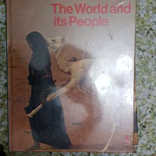 Encyclopedia of the world and its people
