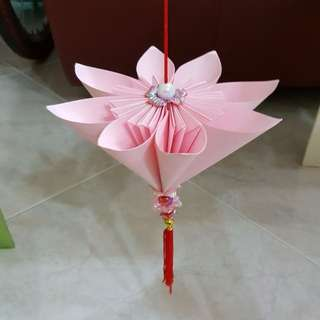 Handmade Paper Flower/ Decorations