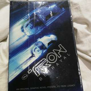 Tron Graphic novel: Prequel to Tron: Legacy