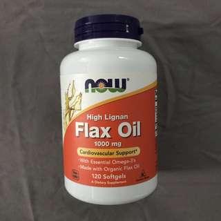 Cardio Health Flax Oil 120 tablets