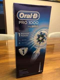 Oral B Pro 1000