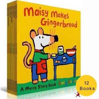 Maisy Story Book 10+2