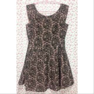 SALE Printed Dress