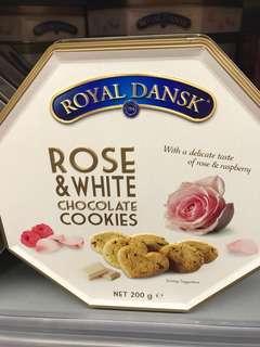 丹麥製造 Royal Dansk chocolate cookies 200g