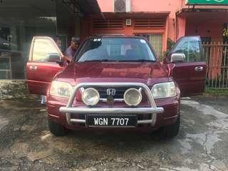 Honda Cr-v (A) 2.0