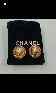 Chanel vintage earrings for sale