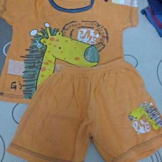 Set baju anak