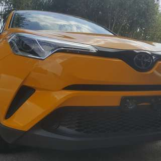 Toyota C-HR 1.2 TURBO JDM