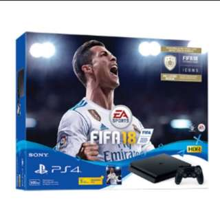 Trade in your consoles or gadgets to get PS4 Slim FIFA 18 Bundle