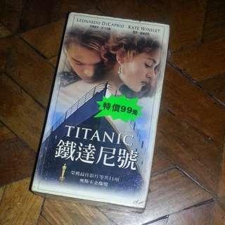 Titanic Movie VHS Sealed