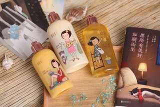 Amino Acid Ginger Shampoo-Plump