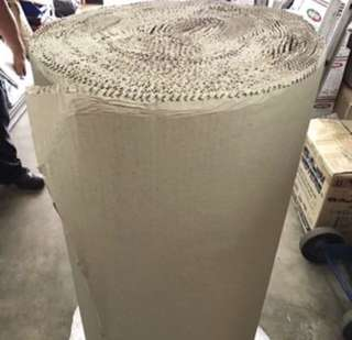 Corrugated Paper 37m * 1.2m <FREE DELIVERY>!!