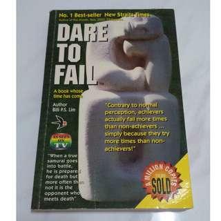 [Self Development Book!] Dare to Fail