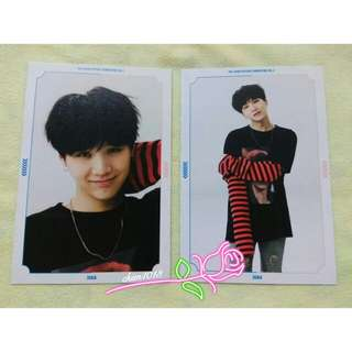 JAPANFANMEETING VOL.3 SUGA POSTCARD SET